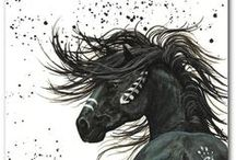 Horse Power / Strength. Surrender. Agility. Majesty.