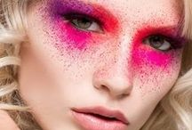 Colorful make-up /eyes