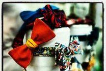 Fashion markets / Bubibubi ties team at various fashion and design markets.