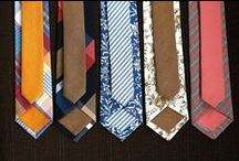 Neckties, bowties, pocket squares / Our collection of bowties, neckties and pocket squares