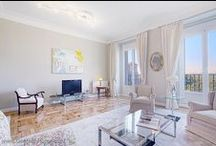 Luxury Apartments / Most flawless, beautiful aparments in Spain. Luxury apartments in Madrid, Seville and Granada. Inspiration for your dream holidays in Spain.
