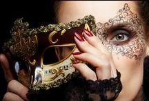 Маски и маскарадные костюмы / Элементы карнавалов, красочных шоу разных народов мира