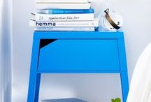 IKEA Blue / Colour your home