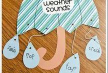 Water, Seasons, Weather - Primary Science