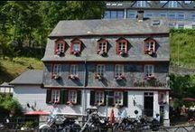 Моншау (Германия) / В этом городке состоялось начало моей родословной по линии отца (Все фотографии и подписи сделаны Паулем Платнером/ Paul Platner/. Огромная ему благодарность!)