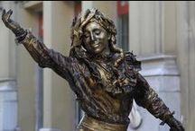 Скульптура, необычные памятники