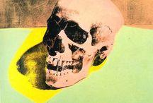 Skulls bones vanitas