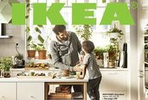 IKEA Catalogue Covers / It's our 40th anniversary in Australia, and what better way to celebrate than with all our catalogue covers since 1975?