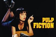 Pulp Fiction / Be Cool Honey Bunny / by Lisa Montano