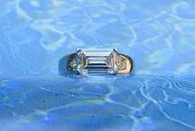 Wendy Manzo Diamonds / Beautiful custom-made jewellery from www.wendymanzo.com