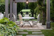 Pergola / Dedicated to my love of Pergolas and other outdoor awnings.