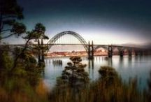 Мосты, эстакады...