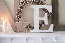 DET' JUL DET' COOL / Christmas ideas, DIY, ornaments and inspo.