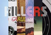 Music graphics / Montage cutout re-imagine