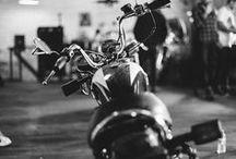 Ex Machina / Bikes, cars, boats & planes