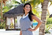 Vacay 2-piece MAXi Dresses / Our 2-piece MAXi Dress can be worn as a shirt, skirt, or dress.