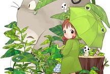 Mi Totoro <3