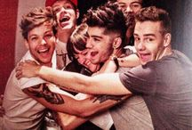 "♡ Zayn Malik,Liam Payne,Niall Horan,Harry Styles,Louis Tomlinson,& the 1D Family ♡ ♫ ♡ / ♡""Not all heroes wear capes""♡These five boys have saved my life and they mean so much to me.xx They make me smile,laugh,and give me hope in the darkest of times. I can't thank them enough for changing my life.I love them with all my heart and I'm so proud to be a part of the directioner family♡I've gained a second family and sisters along the way♡∞I'll always be here for our boys∞♡Zayn and Liam girl♡ / by Lindsay C. ♡ ✝ ☀"