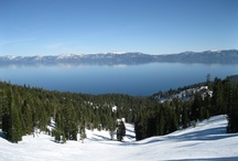 Tahoe is Our Winter Playground / #Snowboarding #Skiing #Tahoe #Trips #Vacations #Sledding #IceClimbing #Family
