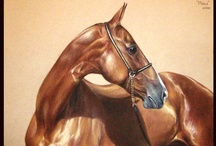 Horses in Art / by Micki Sowell