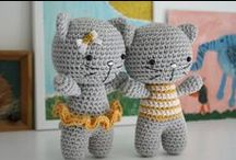 Crochet Cats and Kittens /  Inspiration & Patterns