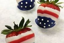 Greek Gods: USA / Celebrate America with recipes and crafts using the deliciousness of The Greek Gods® yogurt.