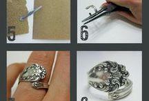 IDEA / Como emplear el tiempo en algo productivo y decorar el alrededor al mismo tiempo.