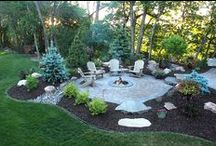 Landscaping Ideas / Curb Appeal. Any questions? / by Richard Incrocci
