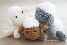 Crochet Babystuff / Nice and cute ideas to chrochet for a baby.