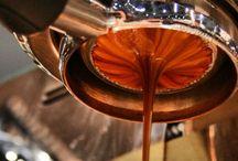 Espresso pours
