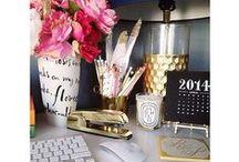 Decorate & Organize :)