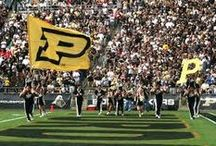 Go Boilermakers! / Proud to be a Purdue alum. Boiler Up!