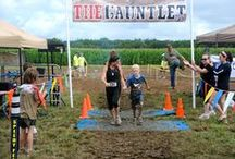 Gauntlet Trail Run / This mud run is full of fun and great people. All benefits go towards the Light Foundation, helping generations to come.