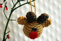 Crochet Christmas Specials / All sorts of Christmas Decoration