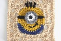 Crochet Squares / Special and Free Squares to crochet
