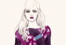 illustrations / by Natasha Pineiro