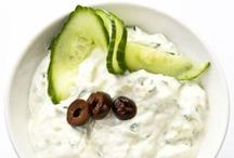 Greek Gods: Appetizers / Start any dinner or party with an enjoyable appetizer made with The Greek Gods® yogurt.
