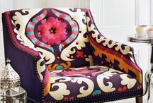 Eclectic Style & Colour!