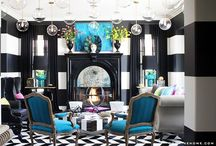 Eclectic style. / ECLECTIC STYLE is the great equalizer. It reshuffles the rule book, mixing and matching old and new, East and West, luxe and humble, showy and quiet. It invites you to fill a space with objects you love and unique finds that strike your fancy. Simply put, it's you, curated.