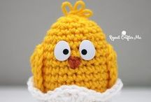 Crochet Easter Specials / Easter Crochet Ideas and patterns