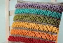 Crochet Stitches Board / Special croche stitches