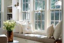 Window Seats & Banquets