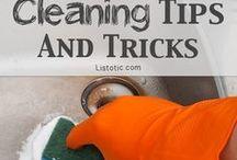 Schoonmaak tips / Hoe kan het anders of beter