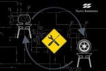 Automebel / Meble wyczarowane z części samochodowych. Śląskie Kamienice S.A. ogłaszają eko konkurs na zaprojektowanie mebla zwybranych części samochodowych. Więcej na Facebooku i naszej stronie www