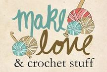 Crochet Quotes / Quotes about crochet and other creative stuff