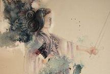 Warrioress / by Kim Night