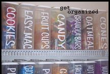 Organizing And Cleaning Like a Pro / by Anne