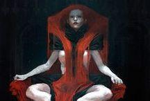 Vampire - TM & World Of Darkness