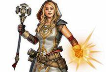 Female Character - Fantasy RPG