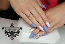 Nails - Paznokcie / ← « Kreowanie Wizerunku Magdalena Szabłowska  » →  Zaprasza na: -Stylizacja paznokci  -Makijaż  -Stylizacja rzęs -Zabiegi Kwasem hialuronowym #paznokcie #nails #inspiracje #inspirations #nailart #nailartdesign #nailporn #GelLaQ #UVLaQ